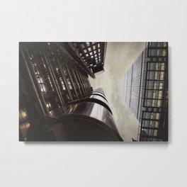 London skyscrapers Metal Print