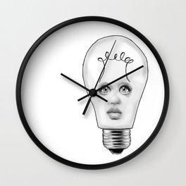 Young Energi Wall Clock