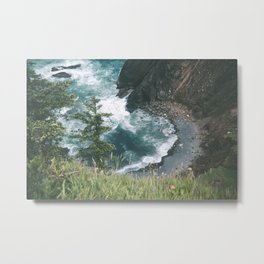 Oregon Coast XII Metal Print