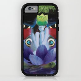 Serenity Lily iPhone Case