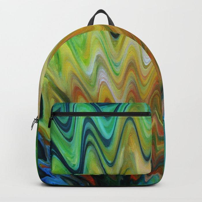 Magic Bloom Backpack