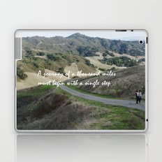 Thousand Miles Laptop & iPad Skin