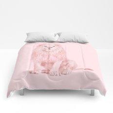 ALBINO LION Comforters