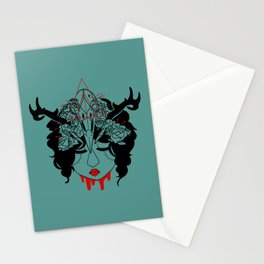 Free Me Stationery Cards