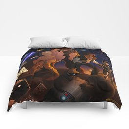 I grew up with a new hope Comforters
