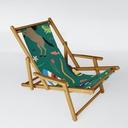 Lawn Party Sling Chair