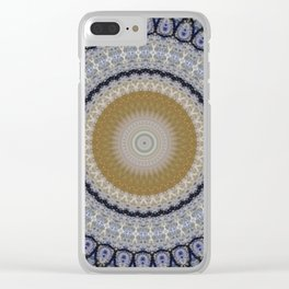 Some Other Mandala 42 Clear iPhone Case