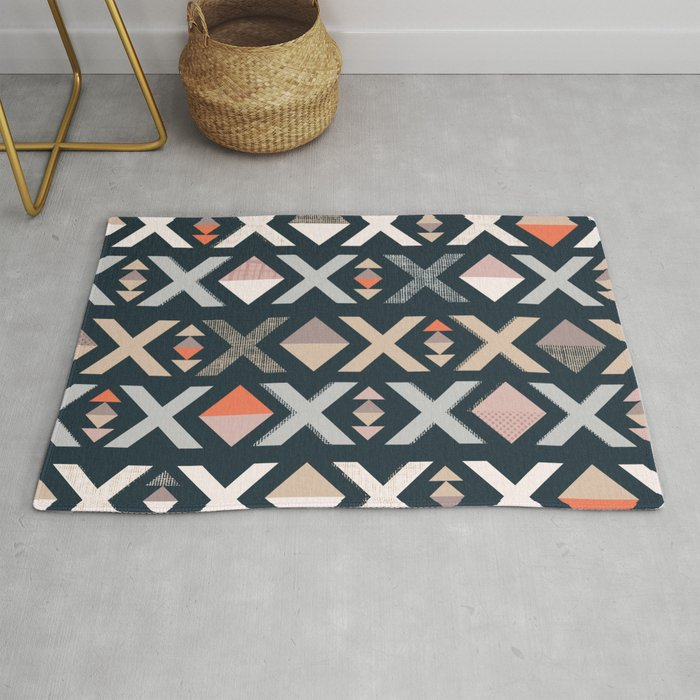 Ex Marks The Spot Rug By Ginetteguiver