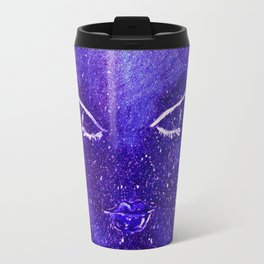 Space lips Travel Mug