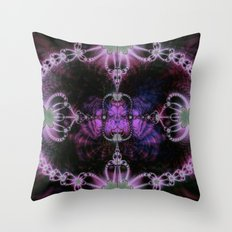 Pretty Pattern Throw Pillow