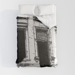 Ruined windows Comforters