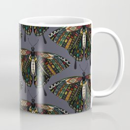 swallowtail butterfly dusk Coffee Mug