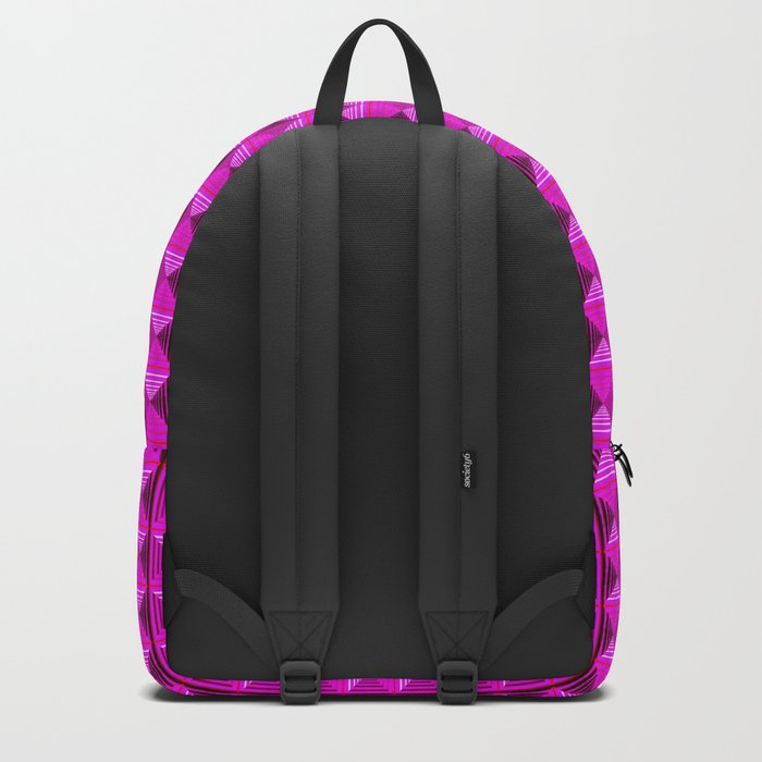 Purple Abyss Backpack
