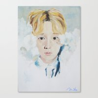 key Canvas Prints featuring Key  by Mika Codner