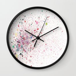 Waterwork 10 Wall Clock
