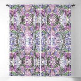 Lavender Melodies Blackout Curtain