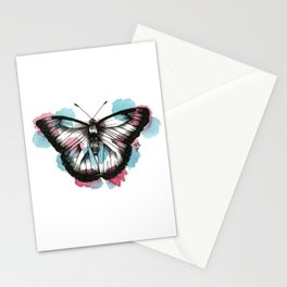 Butterfly Fusion Stationery Cards