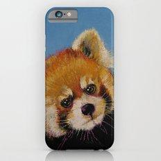 Red Panda iPhone 6s Slim Case