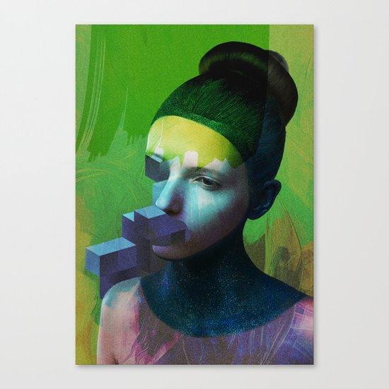 Anonym2 Canvas Print