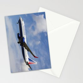 Transaero Airlines Boeing 737 Stationery Cards
