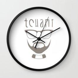 Tchami Wall Clock