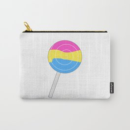 Lollipop Pansexual Pride Flag Carry-All Pouch