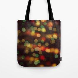 December lights  Tote Bag