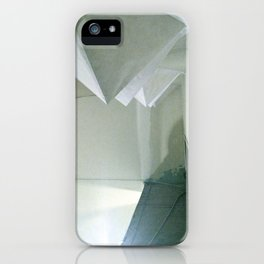 Illuminated Pyramids iPhone Case