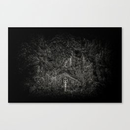 Gone and Forgotten Canvas Print