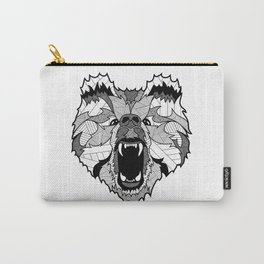 Roaring Bear Carry-All Pouch