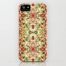 Chick Pea/Fava Bean Salad 2 iPhone Case