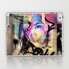 Street Queen Laptop & iPad Skin