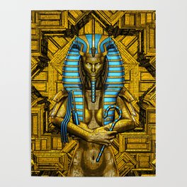 Sacred Queen Poster