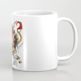 African Lion-O Coffee Mug