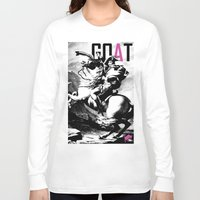 napoleon Long Sleeve T-shirts featuring Napoleon by GOAT