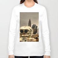wall e Long Sleeve T-shirts featuring Wall E? by BradBrunstetter