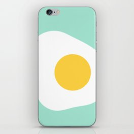 Sunny side up! iPhone Skin