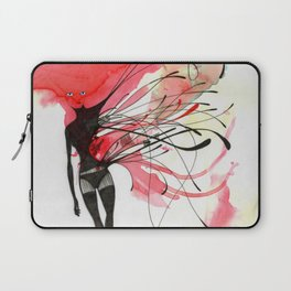 LACK OF TOUCH Laptop Sleeve