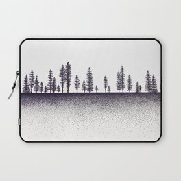 Forest Silhouette Laptop Sleeve