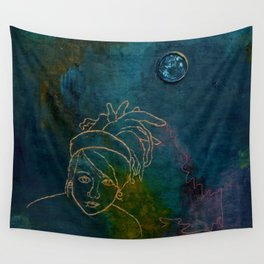Dread Head Wall Tapestry