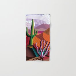 Black Canyon Desert Hand & Bath Towel