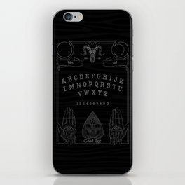 OUIJA iPhone Skin