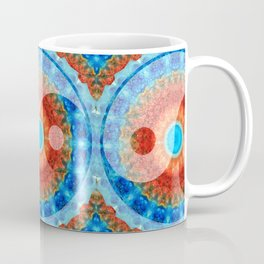Chinese Symbol Art - Ideal Balance Yin and Yang by Sharon Cummings Coffee Mug
