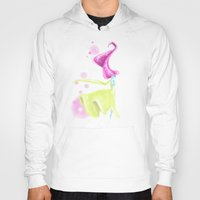 fairy Hoodies featuring Fairy  by Erica_art