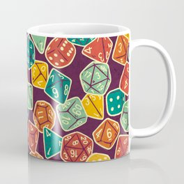 Dice Addict Coffee Mug