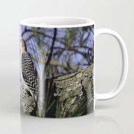 Female Red-Bellied Woodpecker Coffee Mug