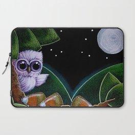 TINY OWL FOUND HALLOWEEN CANDY CORNS Laptop Sleeve