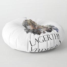 Lagertha - Vikings Floor Pillow