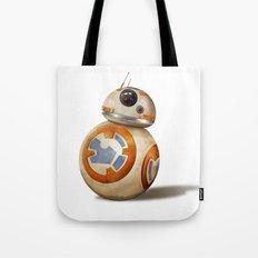Cute Little Droid Tote Bag
