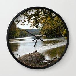 Hanging Rock & Peavine Hollow Series, No. 1 Wall Clock